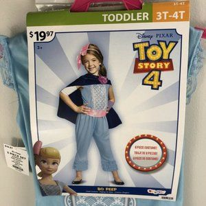 Disguise Disney Toy Story 4 Bo Peep Costume 3T-4T